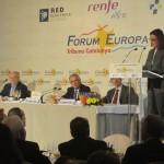 Presidenta de la Mesa del Tercer Sector participa en el Forum Nueva Economía