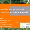 Jornada de Puertas Abiertas en el CAS Sarriá