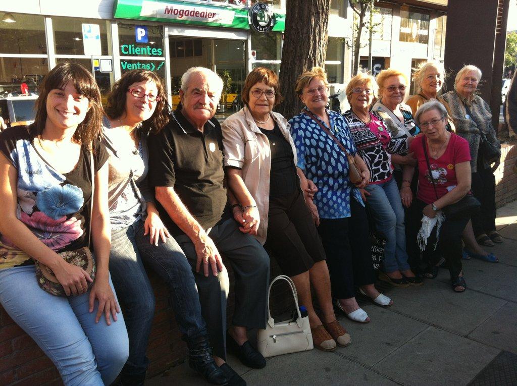 Caminamos juntos con las personas mayores - Compartir piso con personas mayores ...