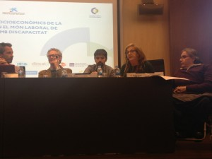 Jornadas inclusión mundo laboral de personas con discapacidad