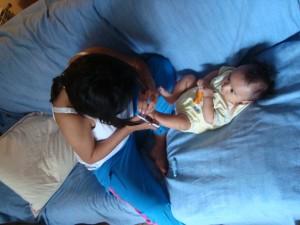 Buen trato en la primera infancia