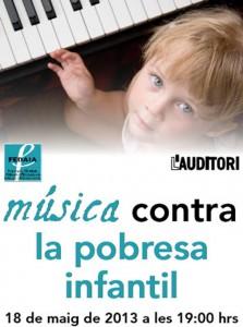 Música contra la pobreza