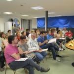 Associacio plena de gent per escoltar la memòria 2012