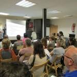 Presentació de les dades memòria 2012