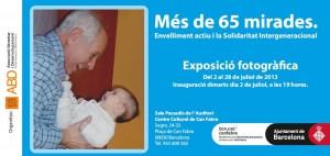 Invitació a Exposició + 65 mirades a Can Fabra