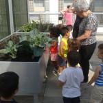 Nos visitan los niños