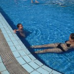 Disfruntant a l'aigua