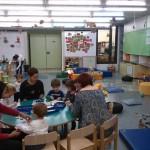 Taller dia de la infancia al Petit Drac