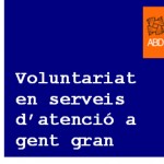 Voluntariado y gente mayor