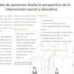 La trata de personas desde la perspectiva de la intervención social y educativa