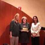 Felisa Pérez recibe el reconocimiento