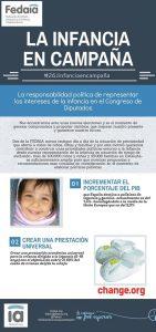 #26Jinfanciaencampaña