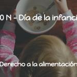 """20N """"Derecho a la alimentación"""""""